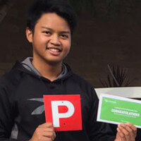 Point Cook Driving School customer Kenneth