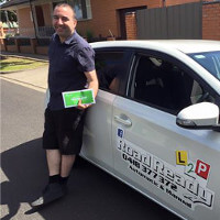 Footscray Driving School customer Rhett